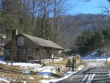Pine Mountain Kentucky