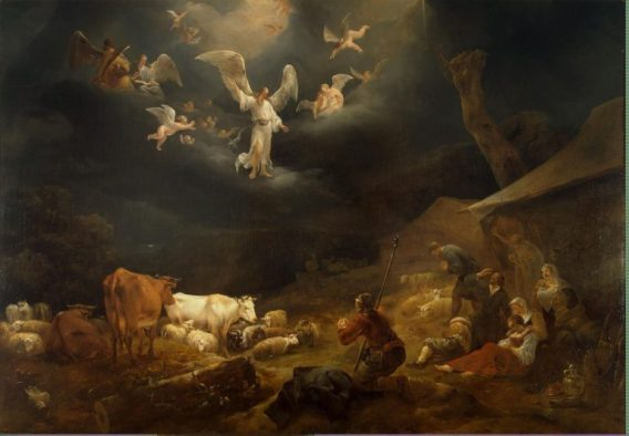 Annunciation-to-the-Shepherds-Berchem-Nicolaes-Pietersz-oil-painting-2-768x533