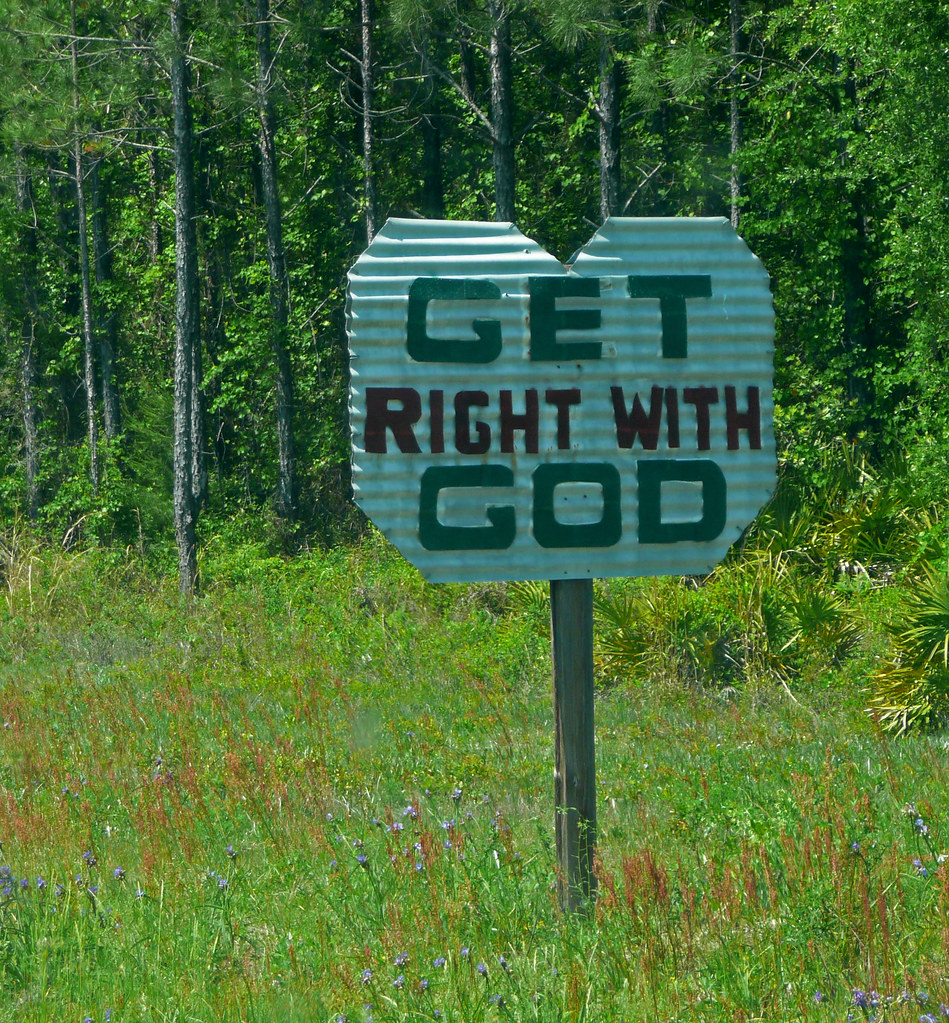 Get Right With God